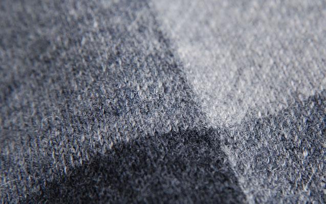 BURBERRY经典格子作为衣服款式图案