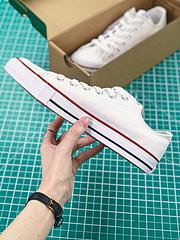 经典OG日产匡威ConverseCVVLCHi轻量半月头高帮硫化板鞋白蓝红32668880
