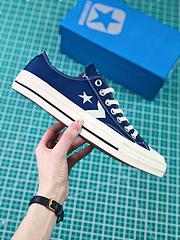 男女鞋3544真标带半码匡威ConverseCXProOX印刷一星帆布硫化低帮板鞋