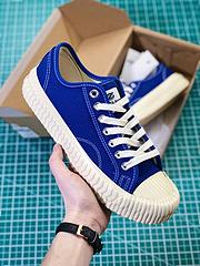韩国全民潮鞋焦糖饼干法国一路火到韩国的品牌Excelsior低帮复古生胶饼干帆布鞋火遍ins款这个夏季必须来一双原厂硫化工艺与代购500品质绝对相同