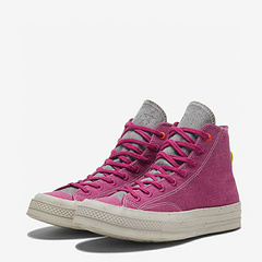 CONVERSE匡威官方Chuck70Renew时尚潮流运动休闲鞋高帮官方货号168614C代工原装Size3536365373838539404054142