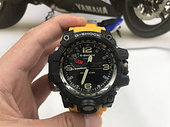 原单品质卡西欧手表casio g-shock GWG-1000 大泥王 原装进口机芯 指南针 温度计
