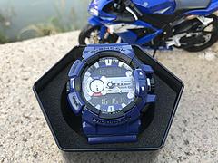 卡西欧 casio G shock GBA-400 多功能男表运动表石英表手表