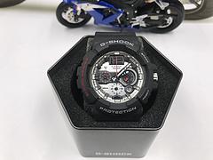 新款现货卡西欧运动gshock手表男表GAC-110.耐冲击构造.防水200米.橡胶表带.