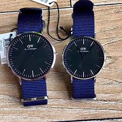 新款DW手表 正品品质 Daniel Wellington 丹尼尔 惠灵顿 情侣对表 DW手表 尺寸:36mm,40mm