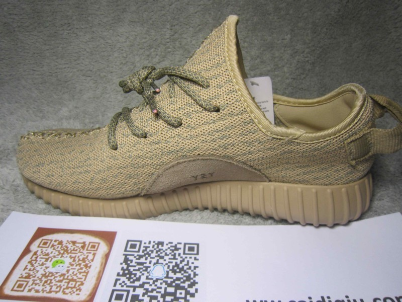 Adidas Yeezy 350 Boost 'Oxford Tan' KickBackz