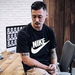 nike耐克男女经典基础款圆领短袖T恤