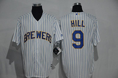 MLB Jersey Brewers