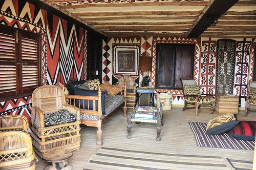 阿兰多诺凡与非洲文化遗产之家图片2