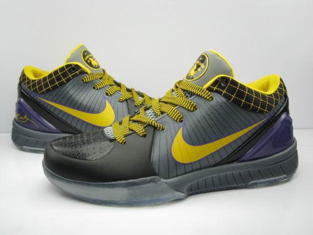 正品 168科比5代篮球鞋全能鞋新款配色黑灰黄