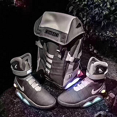 Nike Air Comback to Future Bag