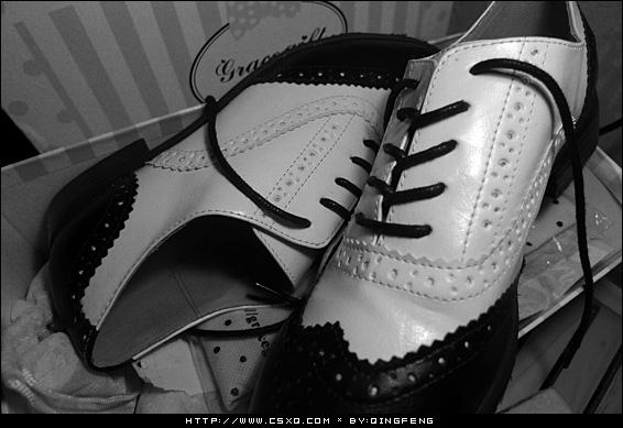 美鞋记2@英伦牛津鞋