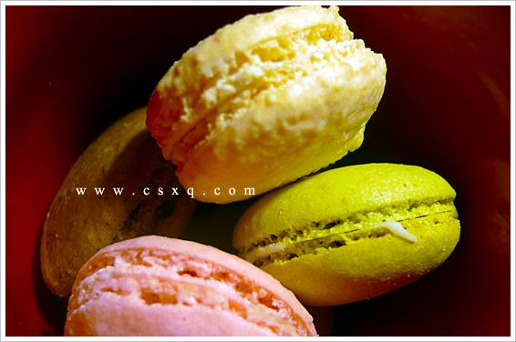 邂逅法式甜点·玛卡龙
