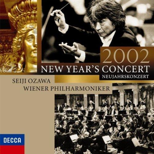 这样的音乐,让我无法思考——2002年维也纳新年音乐会印象