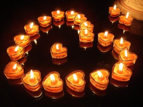 蜡烛 北极网