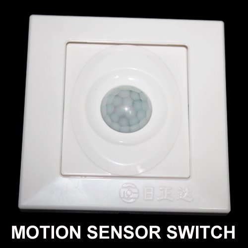 infrared motion sensor automatic light switch for corridor bathroom