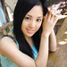 "Japanese actress Aoi open microblogging 15,000 Chinese friends ""over the wall"" b"