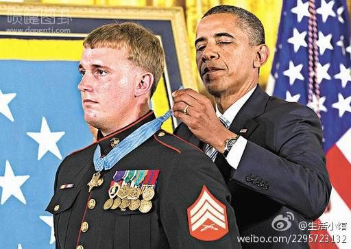 震撼:总统隐在他身后只露出一小角的脸 - 范荣 - 读万卷书,行万里路——范荣的博客