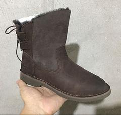 ugg1019164 小牛皮靴款 羊毛一体现货36-40码