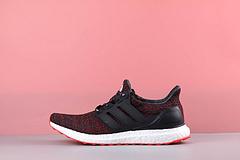 Adidas Ultra Boost 4.0 CNY BB6173 阿迪达斯 四代针织条纹灰红UB 狗年獒生肖限定10 36 36.5 37 38 38.5 39 40 40.5 41 42 42.