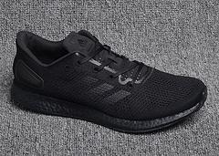阿迪达斯AdidasPureBoostDPR爆米花科技Primeknit编织跑鞋
