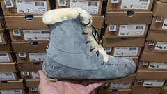 ugg1007716高筒豆豆鞋灰色现货US59