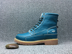 322082 UGG雪地靴型号3620马丁靴 头层防水牛皮 纯羊毛内里 加厚 牛筋大底 限量款 男鞋 39-44