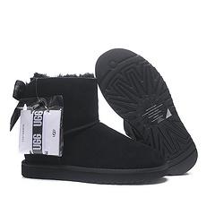 UGG1100212新款黑色尺码35408除原鞋搭配的丝带外有三种颜色可另行选购哦一对10元