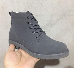 ugg2422 小牛皮靴款 灰色现货36-40码