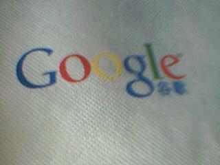 """谷歌中国""""白人森林""""活动手提袋"""