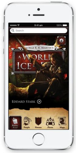 iOS应用《冰火世界》