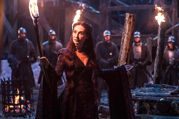 梅丽珊卓(Melisandre)
