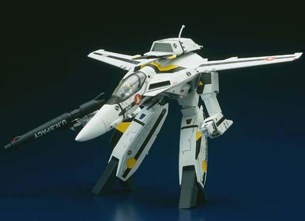 动画片-太空堡垒-变形战斗机