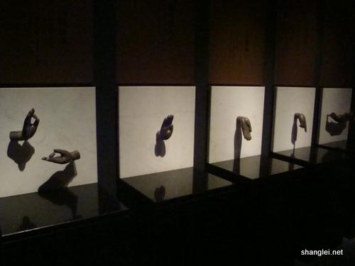 各种佛像手势-山东省博物馆佛教造像艺术展