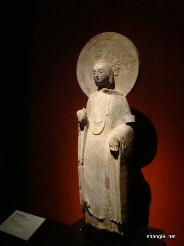 山东省博物馆佛教造像艺术展