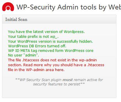wsd-security的初试扫描