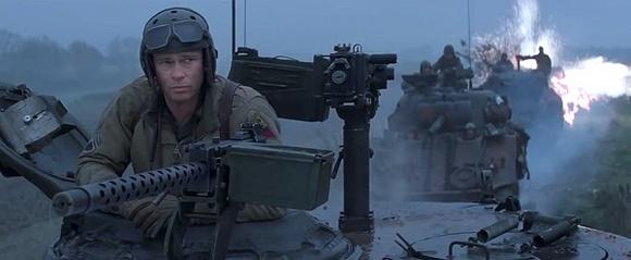 """坦克机长""""唐""""负责指挥"""