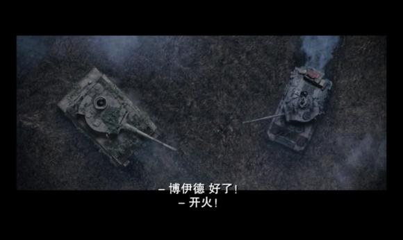 面对虎式坦克,谢尔曼只有依靠机动性了