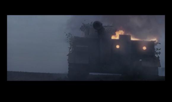 虎式坦克的菊花被捅了两下