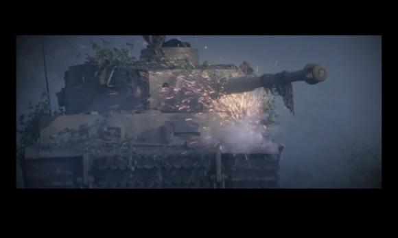 厚厚的装甲-谢尔曼的火炮如同挠痒痒