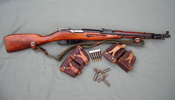 莫辛纳甘步枪