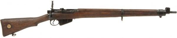 恩菲尔德步枪NO4型
