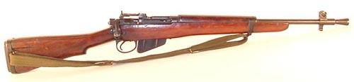 恩菲尔德步枪NO5型