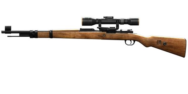 Kar 98k毛瑟步枪