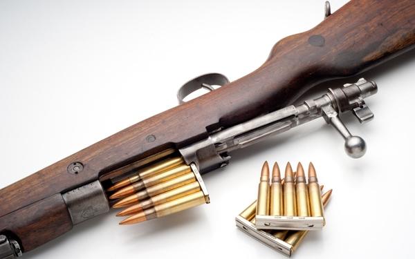 毛瑟步枪5发弹夹