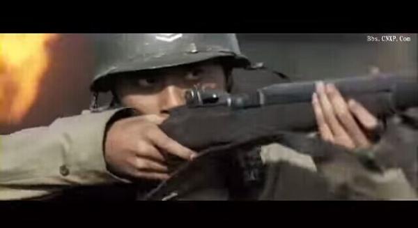 《太极旗飘扬》剧照——M1步枪