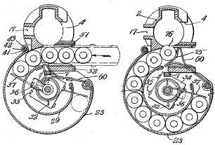 M1941弹仓的独特设计