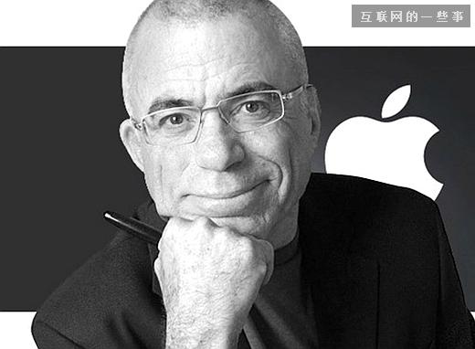 麦肯纳创意总监罗勃•詹诺夫(Rob Janoff)设计了Apple的logo