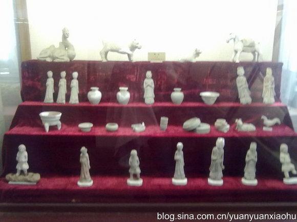 平度博物馆藏品-汉代陶俑