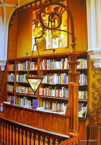 葡萄牙波尔图的莱罗书店